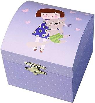 Trousselier - Caja de música para bebé (S41607): Amazon.es: Juguetes y juegos
