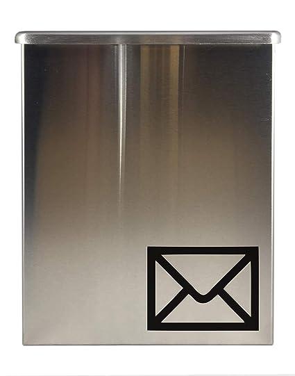 Amazon.com: Team G Studio - Buzón moderno de acero, diseño ...