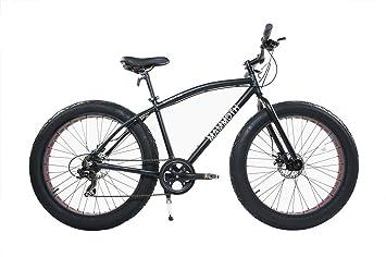 Corsa Alton Mammoth - Bicicleta con Ruedas de aleación de 7 velocidades (66 cm): Amazon.es: Deportes y aire libre