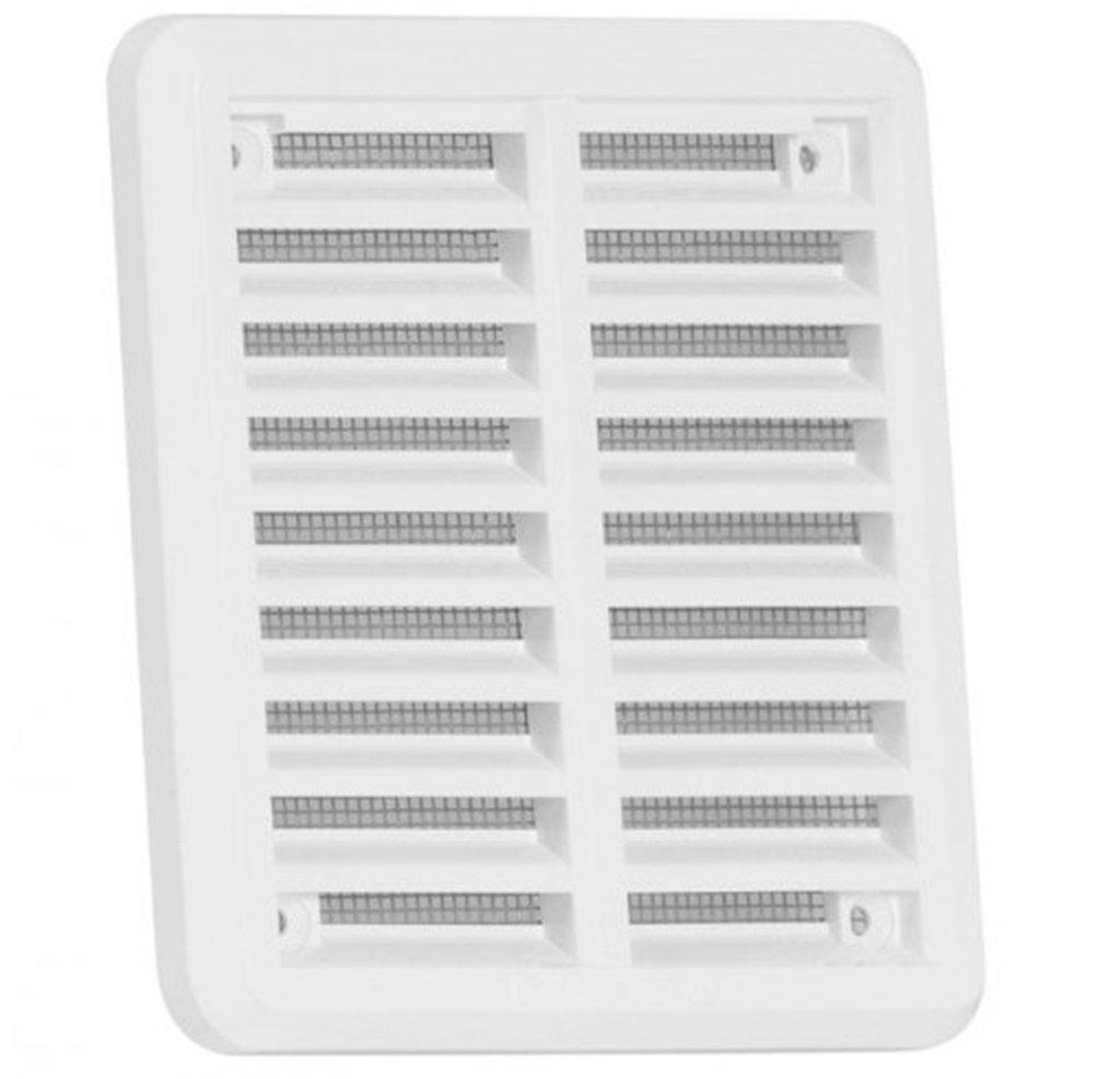 alta calidad del aire de modelo de ventilaci/ón cubrir 100 x 100mm blanco cobertura De ventilaci/ón la