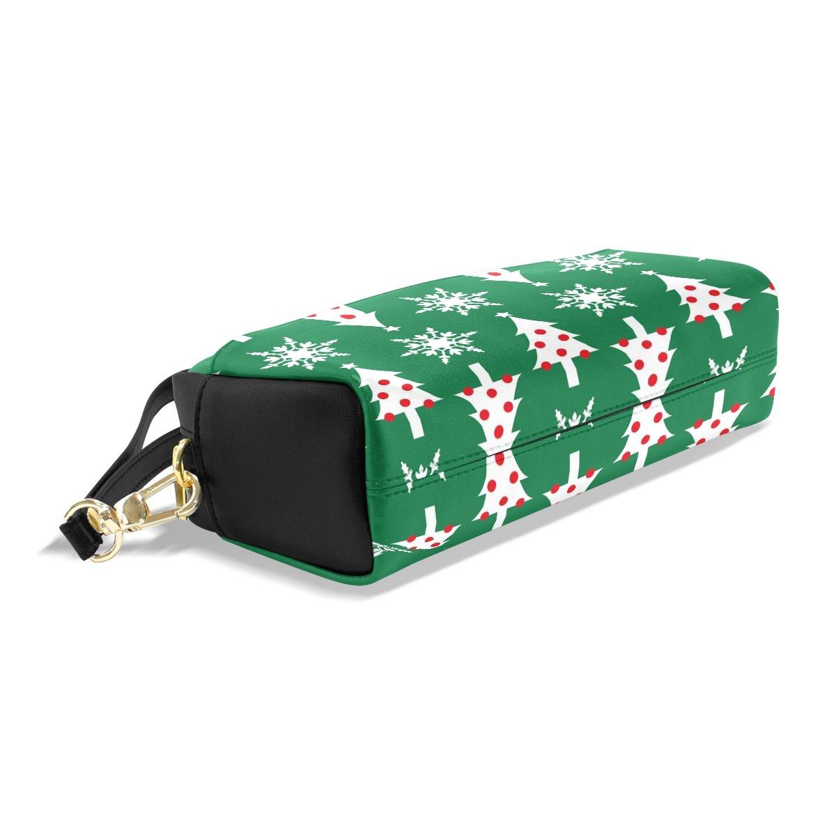 BENNIGIRY Weihnachtsbaum Bleistift Fall tragbar Pen Pen Pen Tasche Student Schreibwaren Pouch PU Leder Groß Kapazität Reißverschluss Make-up Kosmetiktasche B077ZN76RV     | Kostengünstig  192f5d