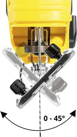 TROTEC Sierra caladora de batería PJSS 10-20V incluyendo juego de hojas de sierra de calar para madera y metal (cada 10 piezas): Amazon.es: Bricolaje y herramientas
