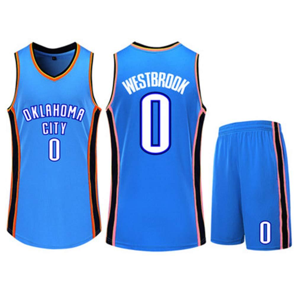 MHDE Uniformes De Baloncesto Thunder Team 13 Conjuntos De Camiseta ...