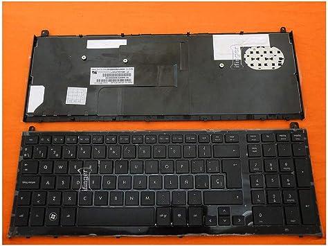 IFINGER Teclado Español para portátil HP PROBOOK 4520S 4525S ...