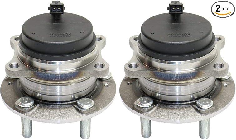 For Hyundai Santa Fe Mk 2 2WD 2006-2012 Rear Left or Right Hub Wheel Bearing Kit