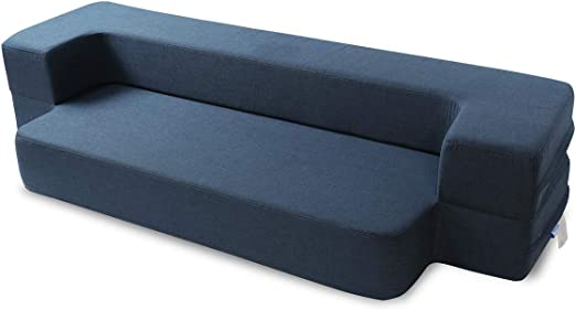 Folding Foam Sofa Bed - Travel-friendly