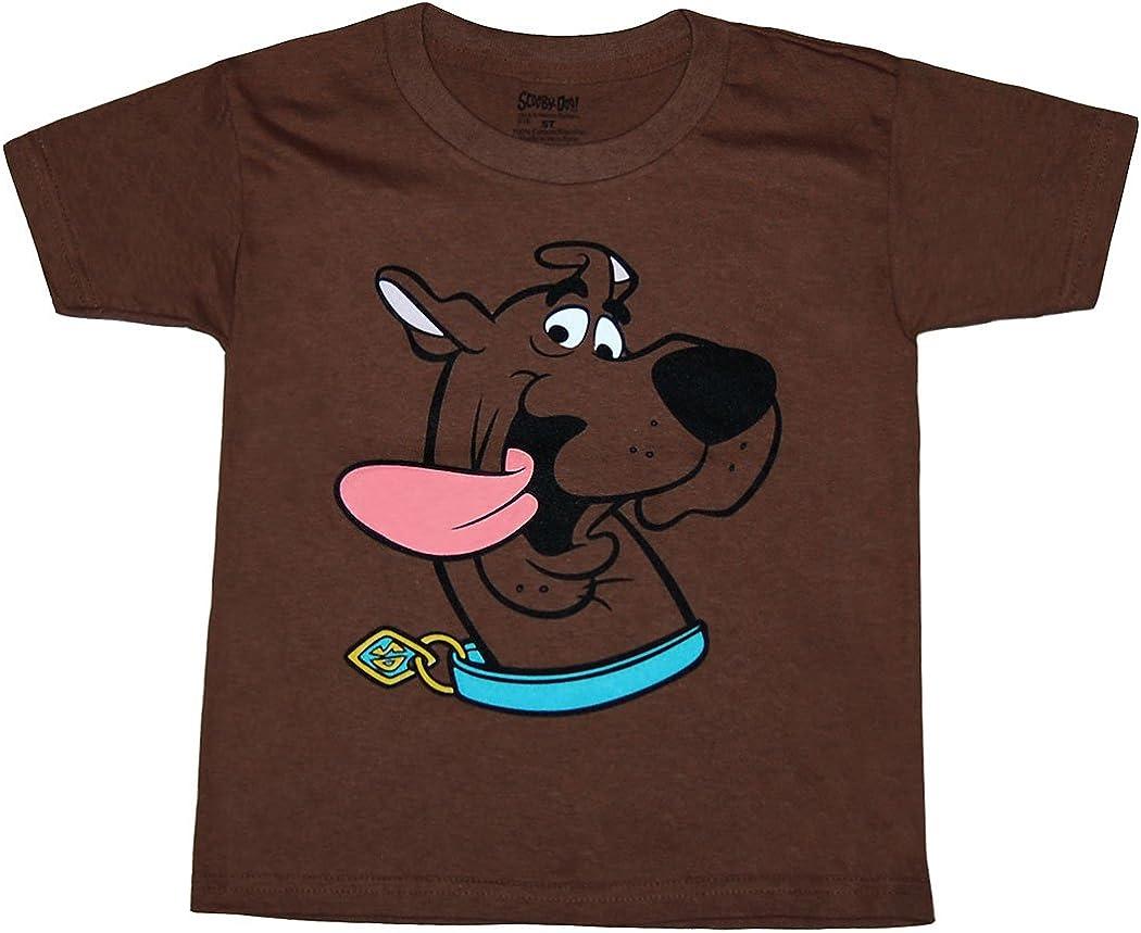 Scooby Doo Face Toddler T-Shirt