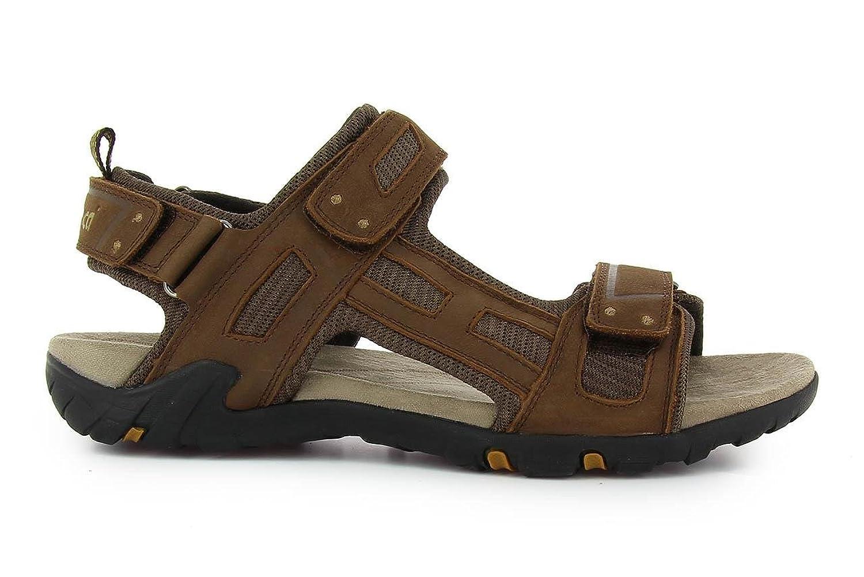 Sandalia Velcros 44 EU Zapatos de moda en línea Obtenga el mejor descuento de venta caliente-Descuento más grande