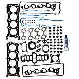 #5: ECCPP Compatible fit for Head Gasket Set for 1995-2000 Ford Crown Victoria Lincoln Town Car Mercury 4.6L Automotive Replacement Engine Head Gaskets Kit