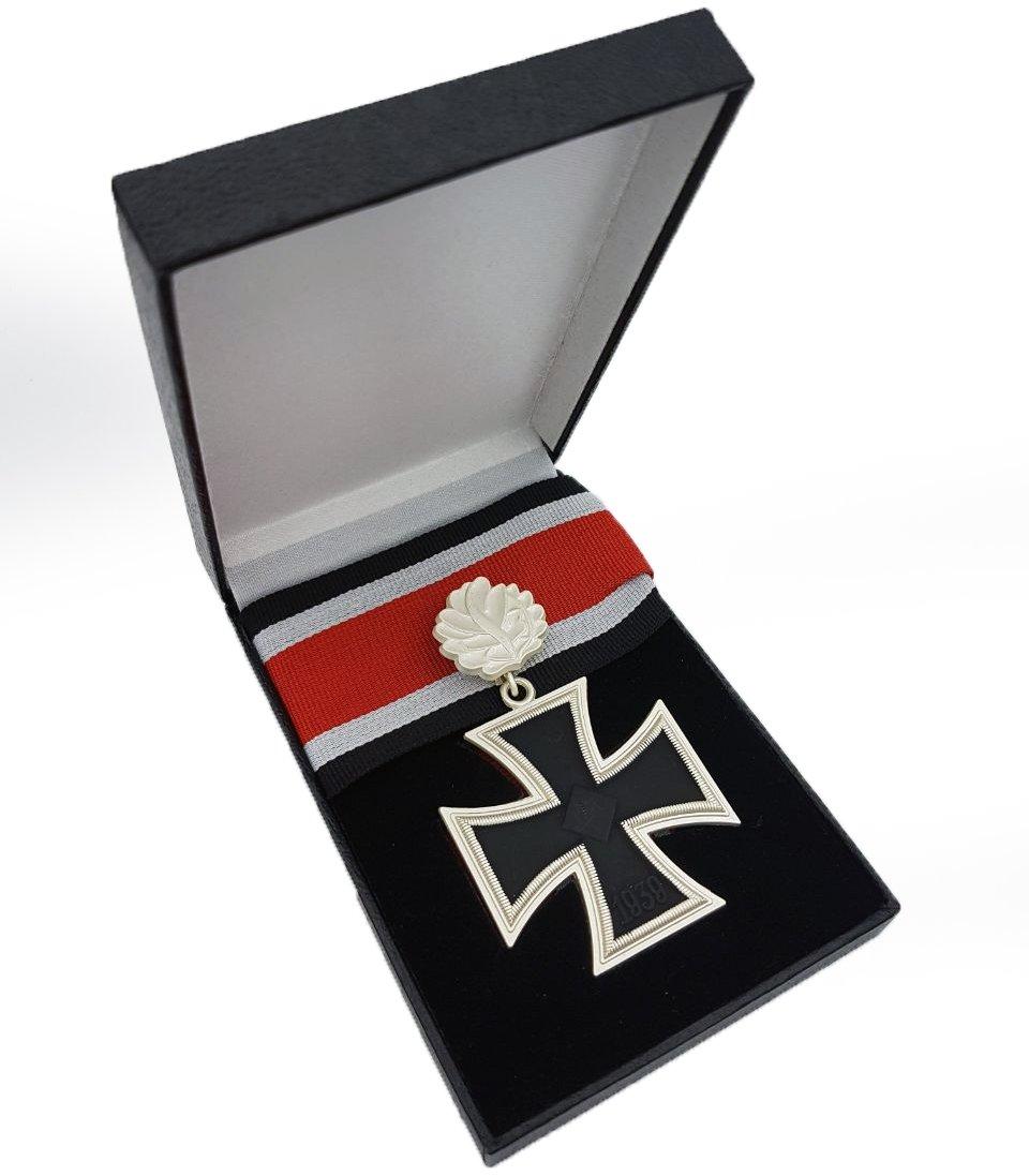 Bruncken & Gebhardt Eichenlaub Zum Ritterkreuz des Eisernen Kreuzes (ab 3. Juni 1940) - Militär Auszeichnung Orden Zweiter Weltkrieg, WWII, WK2 Gebhardt GbR