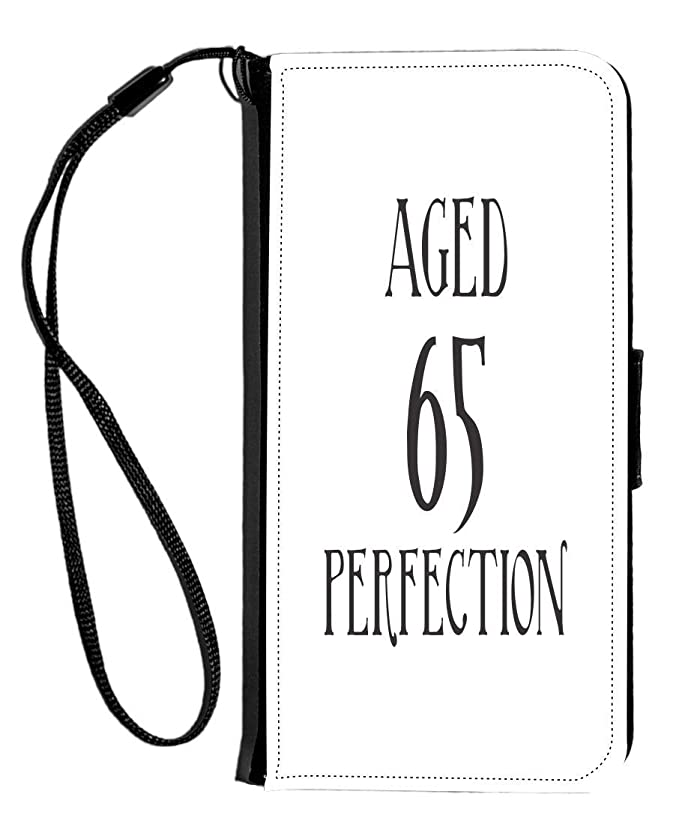 amazon ukbk galaxy note 5 aged 65 perfection birthday design 49th Birthday amazon ukbk galaxy note 5 aged 65 perfection birthday design flip case with card slots and flipstand cell phones accessories