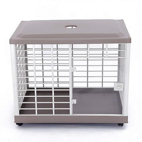 Jaula para mascotas jaula para perros jaula cuadrada jaula para ...