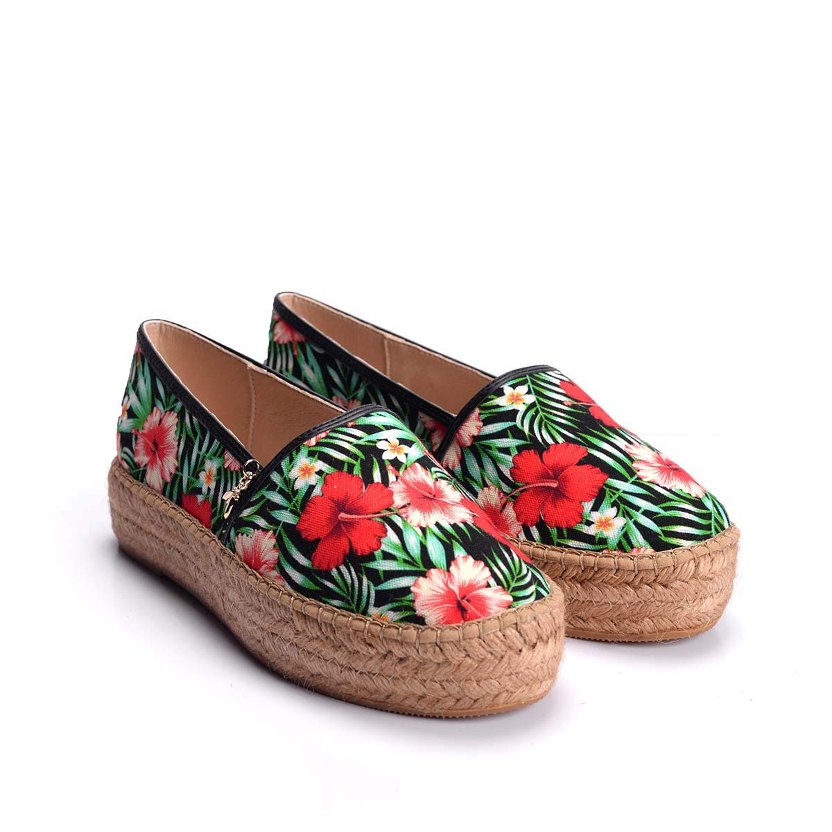 Schuhe Espadrilles Von Patrizia Pepe Tropical - 40