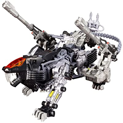 Kotobukiya ZOIDS Shield Liger DCS-J 1/72 Scale HMM Model Kit: Toys & Games
