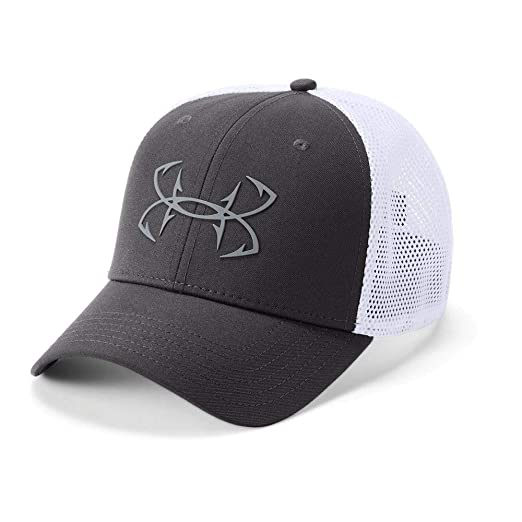 97eaceee4d75d ... spain under armour mens fish hunter trucker hat at amazon mens clothing  store 303a7 eb132