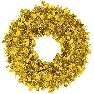 Amscan 1 Count Jumbo Wreath 26