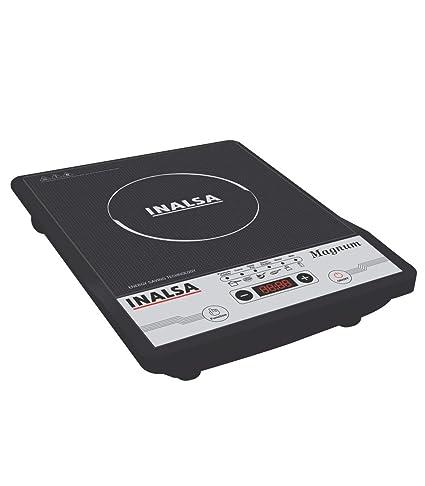 Inalsa Magnum 2000-Watt Induction Cooktop (Black)