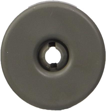 REX-ELECTROLUX-KIT de 8 ruedas música inferior de gris para el ...