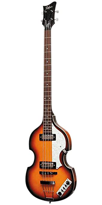 Hofner - Bajo Ignition Violin, sunburst: Amazon.es ...