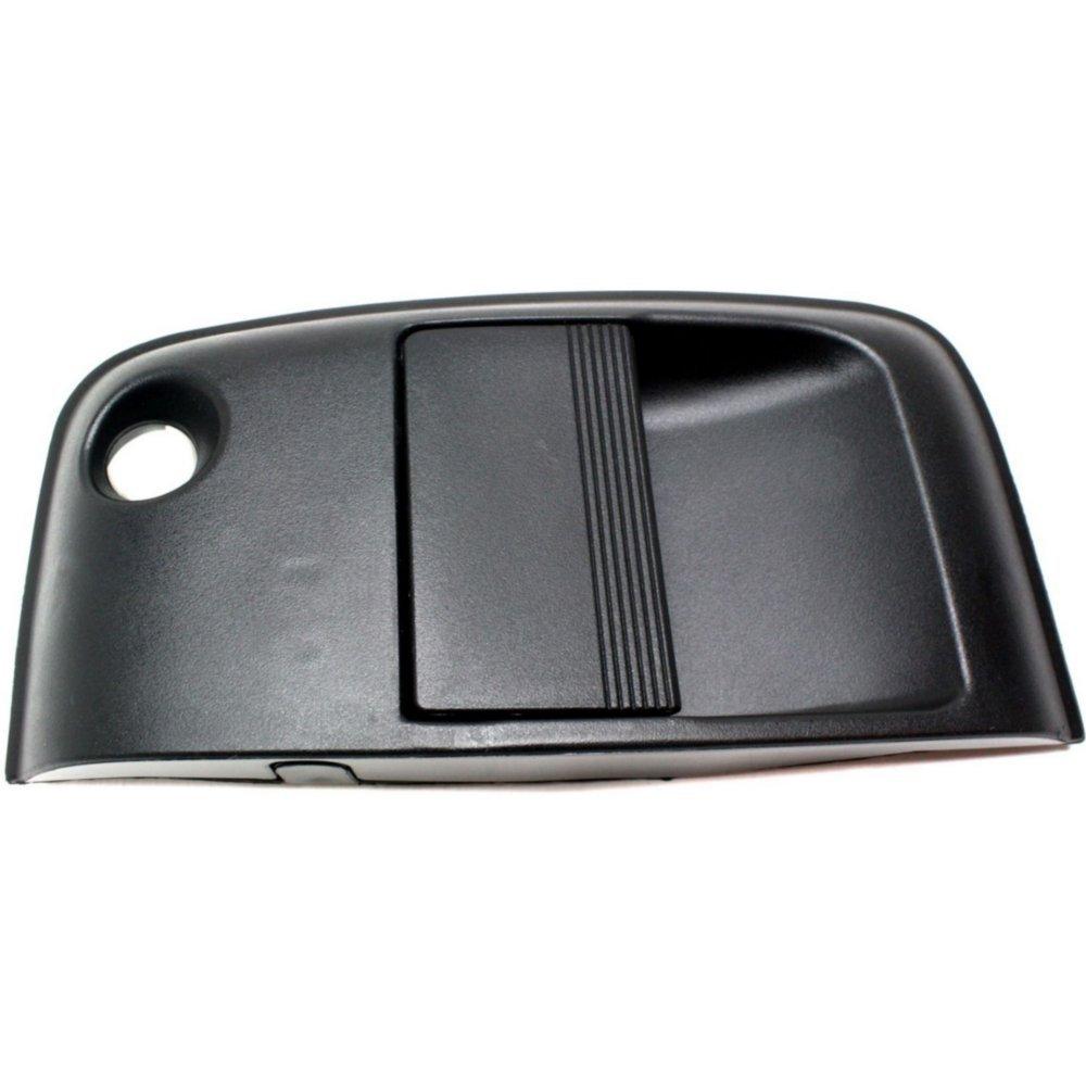 Evan-Fischer EVA18672048914 Tailgate Handle for Toyota RAV4 96-00 w/Key Hole Textured Black