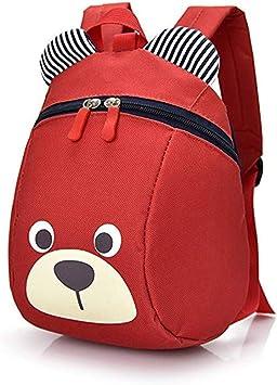 DDPP Bear Girl Backpack Childrens School Bag