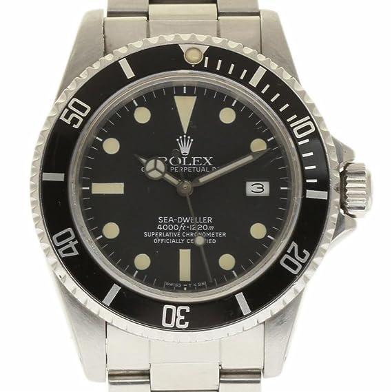 Rolex sea-dweller swiss-automatic Mens Reloj 16660 (Certificado) de segunda mano