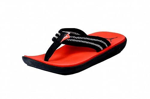 48fae73fb Puma Men Black Red Cult DP Flip Flops 36213605  Buy Online at Low Prices in  India - Amazon.in