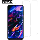 Samsung Galaxy A50 Screen Protector [2 Pack] [CaseFriendly] CORN Premium Tempered Glass, Anti Fingerprint