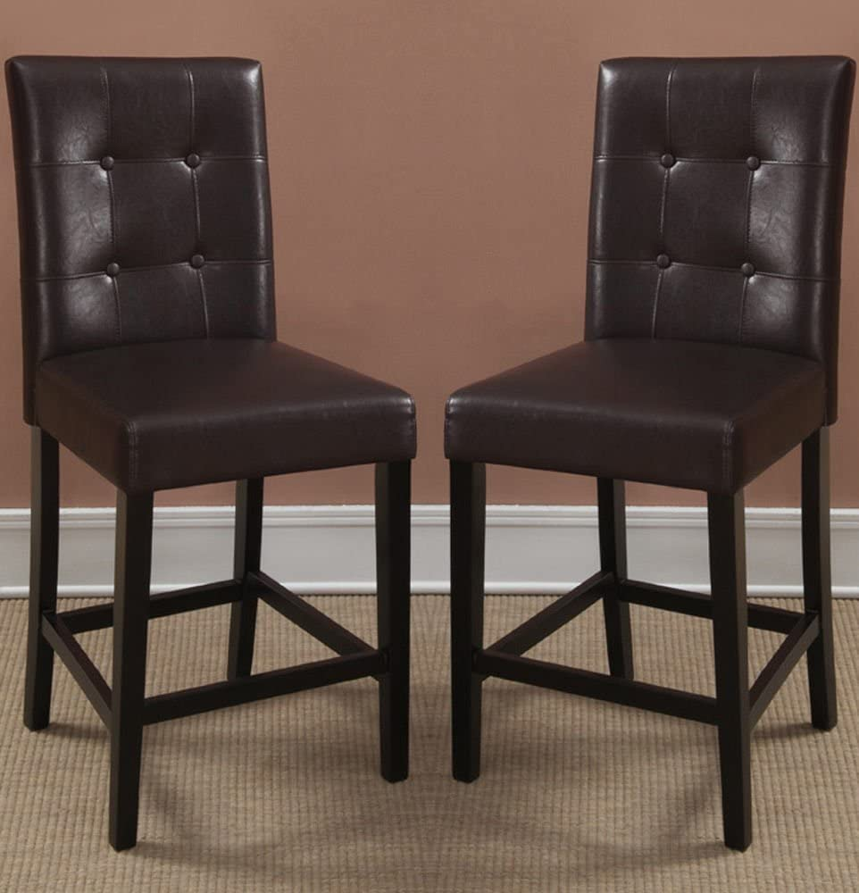 Poundex Counter Height Chairs