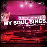 : My Soul Sings (CD & DVD)