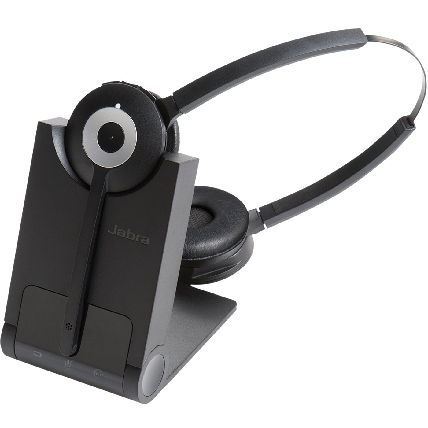 Amazon.com: Jabra Pro 920 Duo - Headset - Black (920-69-508-105): Computers  & Accessories