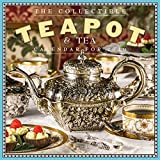 Collectible Teapot & Tea Wall Calendar 2020