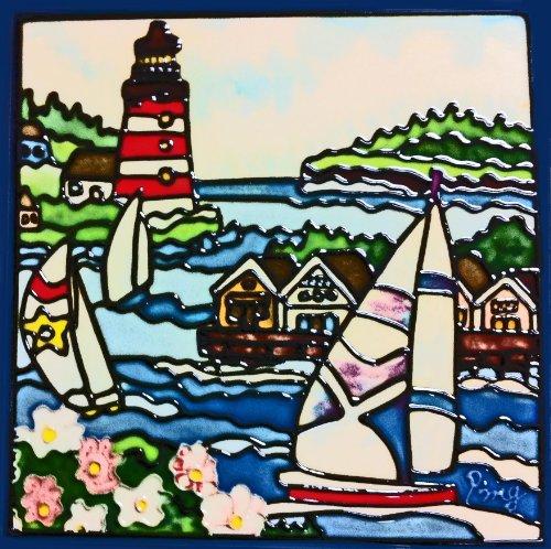 Ceramic Lighthouses - 8