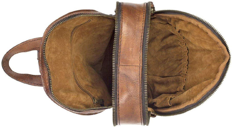 Patricia Nash Jacini Woven Leather Backpack
