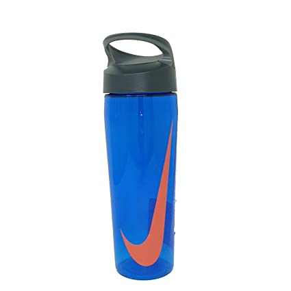 03dfc824f6 Image Unavailable. Image not available for. Color: Nike Twist Top Water  Bottle Bl
