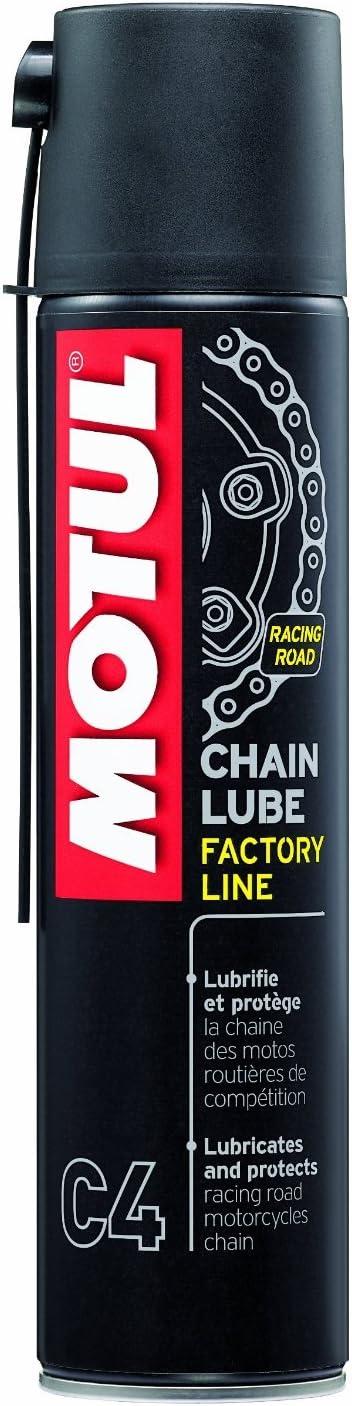 MOUNTAIN MOTUL C4 Chain Lube Factory Line Racing Road 400ml