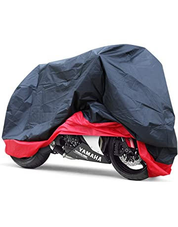 7782bbbc29e GHB Funda para Moto Funda Protector Cubierta de Moto para Resistente al  Agua A Prueba de