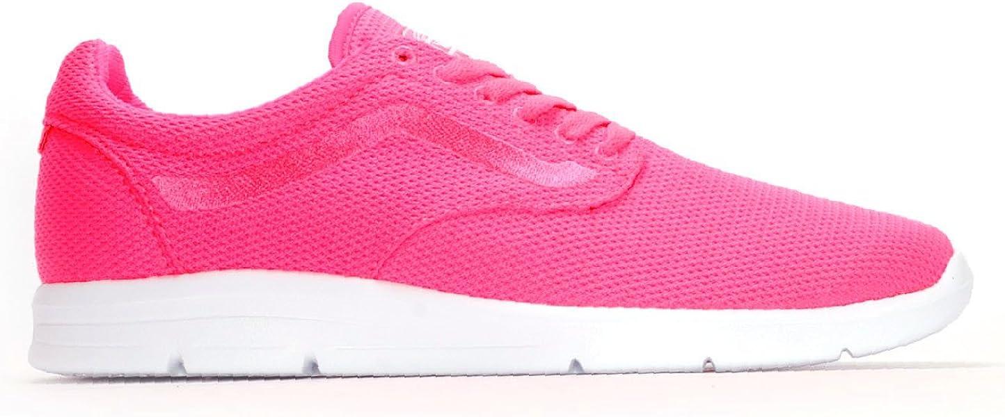 14fb8cb6e71f47 Vans Unisex Iso 1.5 Mesh Running Shoes-Knockout Pink-5-Women 3.5-Men ...