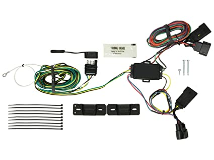 amazon com blue ox bx88338 ez light wiring harness kit ez light rh amazon com