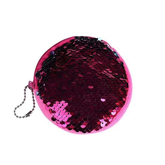 Amazon.com: Bolsas de lentejuelas reversibles para mujeres ...