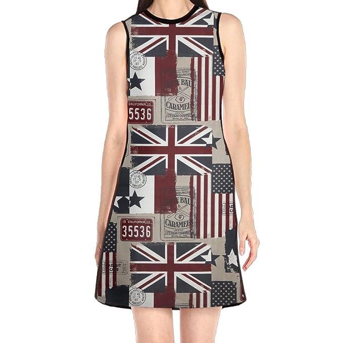 85bcf2239b96 Amazon.com  Hakalala Floral Dress Summer Dresses