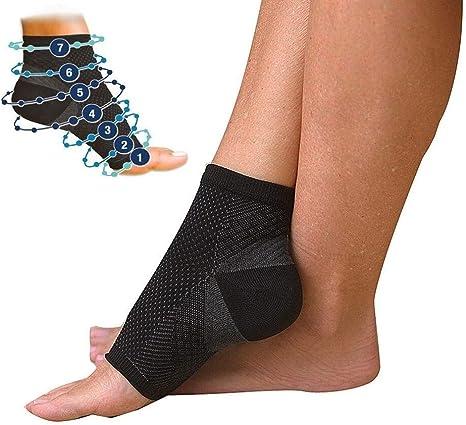 Compression Socks Comfort Anti Fatigue Women Man Sleeve Elastic For Ankle Unisex