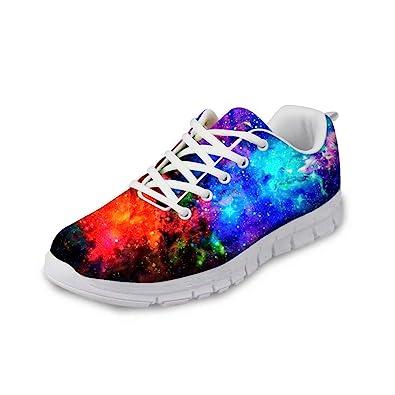 buy online c668f 459cd MODEGA Graffiti Sneakers Coole Sneaker Damen Gute günstige ...