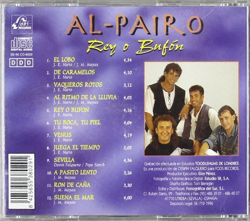 Rey O Bufon: Al-Pairo: Amazon.es: Música