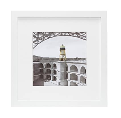 Amazon.com - Frametory, 12x12 White Square, Instagram Picture Frame ...