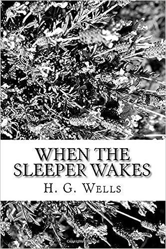 When the sleeper wakes livros na amazon brasil 9781985617391 fandeluxe Images