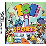 101-in-1 Megamix Sports Nintendo (Nintendo 3DS/DS)