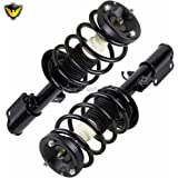 Maxorber Rear Pair Shocks Struts Absorber Left Right Kit Compatible with BMW X5 2000 2001 2002 2003 2004 2005 2006 39051 555610 G64046 1213-0272 12130272 31306754341