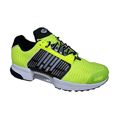 adidas CC1 ClimaCool Neon Gelb Herren Sneakers Turnschuhe Laufschuhe (40  2/3)
