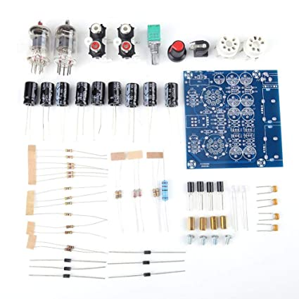 TOPINCN 6J1 Tube Amplifiers Board Vacuum Electron Tube Valve